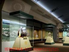 博物館展柜恒溫溫濕展柜檔案館展柜定制中心