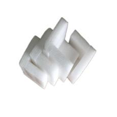 �S家定制epe珍珠棉L形�o角直角包角¤泡沫包�b