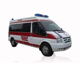 武威私人120救護車出租-武威款式齊全