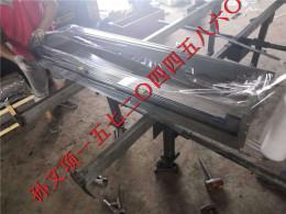 协鸿VMC850加工中心Y轴CNC钢板防屑防护罩