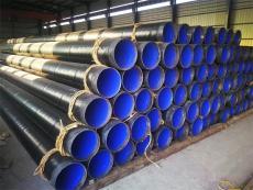 饮水标准环氧粉末内外涂塑复合钢管厂家