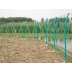 迈伦金属丝网制造有限公司定做双边丝护栏