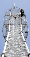 河北鐵塔防腐維護 鐵塔緊固螺絲 鐵塔加固