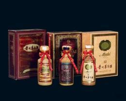 衡水高价回收30年50年茅台酒回收茅台瓶盒子