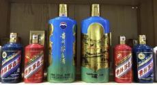 长沙回收生肖茅台酒瓶盒子回收年份茅台酒瓶