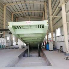 晋城市半挂车货物自动卸车平台