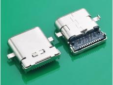 TYPE C 3.1母头沉板双壳 10.0mm 破板DIPSMT