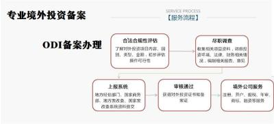 桂林境外投资备案-ODI备案流程