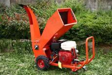 移動式果樹枝條粉碎機小型柴油粉碎機簡單操