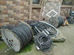 回收废旧电缆线诚信回收公司廊坊现金结算