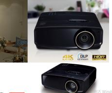 JVCDLP 4K UHD 投影機  LX-UH1
