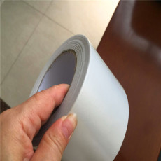 白色聚丙烯保溫膠帶 地鐵專用黑色鋁箔膠帶