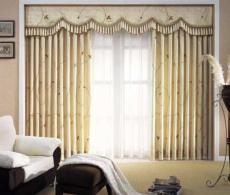 未来e家窗帘奢华精致 推动窗帘市场发展