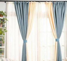 未来e家窗帘书写温暖 让窗帘成为家的美景