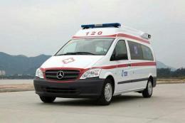邵陽長途120救護車出租-全程專業監護