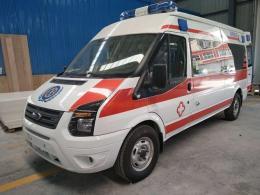 瓊海長途救護車轉運-派車迅速