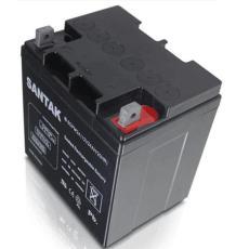 SANTAK免维护蓄电池6GFM100 12V100AH尺寸