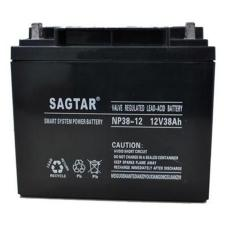 SAGTAR免维护蓄电池NP17-12 12V17AH规格