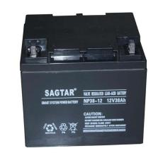 SAGTAR免维护蓄电池NP38-12 12V38AH电源