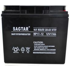 SAGTAR蓄电池NP65-12 12V65AH尺寸参数