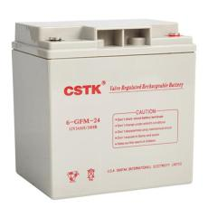 CSTK蓄电池6-GFM-200 12V200AH长寿命