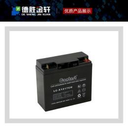 德國康迪斯蓄電池LC-X1212CH工地使用
