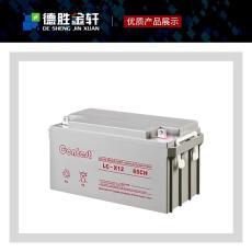康迪斯蓄電池LC-X12200CH免維護