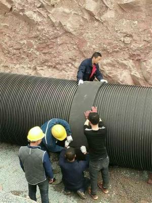 市政排污塑钢管连接件用的不锈钢卡箍