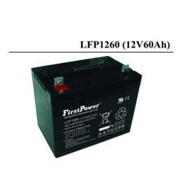 FirstPower蓄電池LFP1260一電12V60AH報價