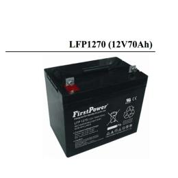 FirstPower蓄電池LFP1270一電12V70AH廠家