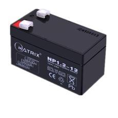 MATRIX矩陣蓄電池NP1.2-12 12V1.2AH儲能