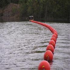 水面插旗警示浮漂 龙舟赛起点终点标记浮球