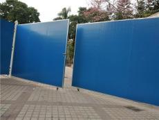 中山彩钢板围挡出租  泡沫板围挡  市政围挡