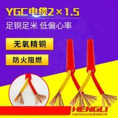 DJFPGPR22阻燃硅橡胶电缆-40度耐寒软导体