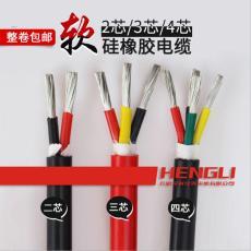 阻燃硅橡胶电缆DJGPVFR铝箔屏蔽8mm厚度
