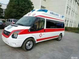 清远长途救护车出租-清远服务至上