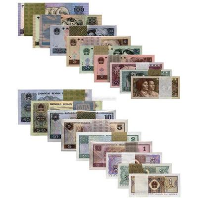 1990年五十元紙幣目前的升值空間如何