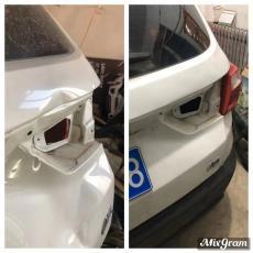 沈阳汽车无痕修复-龙腾-沈阳汽车凹陷修复