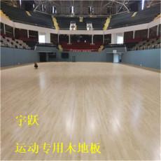 羽毛球馆实木地板