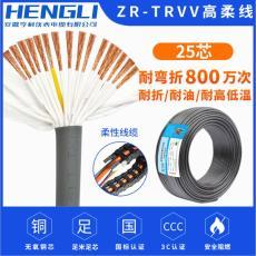 铜导线1.3mm2截面DJYPVR高温计算机电缆