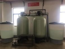 武汉10T/H全自动软化水设备