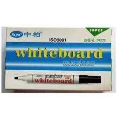中柏白板笔SW228 可擦环保速干白板记号笔