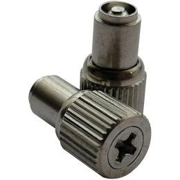 機柜面板彈簧螺釘手擰螺絲PF10-M2.5/M3-0