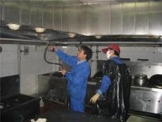 合肥北城酒店油烟机清洗 厨房排风烟罩清洗