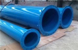 排水用环氧煤沥青防腐钢管