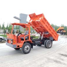 營口銀礦運14噸的礦用出渣車