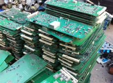 閔行鍍金電路板大量回收報廢線路板回收