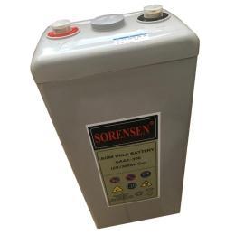 SORENSEN蓄电池SAA2-400 2V400AH产品资料