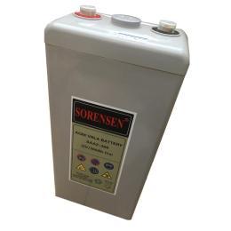 SORENSEN蓄电池SAA2-1500 2V1500AH原装正品