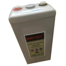 SORENSEN蓄电池SAA2-2000 2V2000AH使用说明